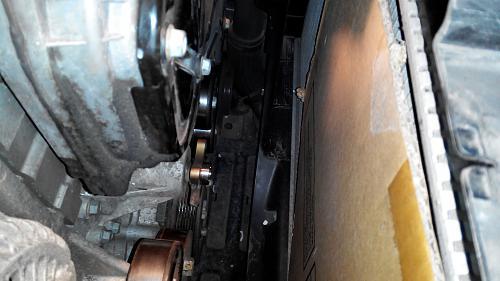 H-1(2007+)Заміна ременя навісного обладнання та роликів. - Пост 292818 - Фото 2