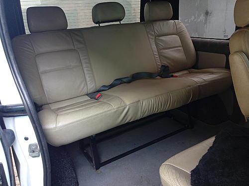 Задние сидения на Trafik - Пост 432150 - Фото 1