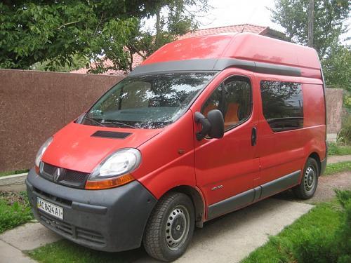 Продам Trafic L1H2 1.9 dci100 2004р. 9000 - Пост 193137 - Фото 2