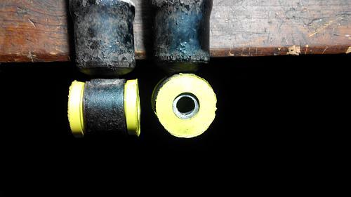 Задні амортизатори/Нижній сайлентблок. - Пост 363902 - Фото 8