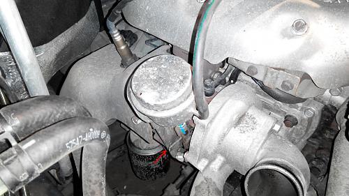 Н-1/Н-300(2207+) Ремонт актуатора турбіни(VGT 170к.с.) - Пост 295679 - Фото 1