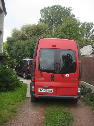 Продам Trafic L1H2 1.9 dci100 2004р. 9000 - Пост 193137 - Фото 3