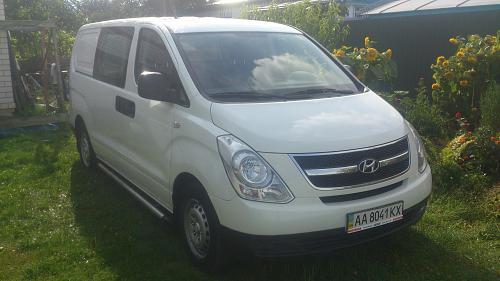 Stalker88, Hyundai h-1 2009 с Голандии - Пост 263021 - Фото 1