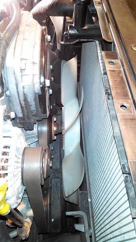 H-1(2007+)Заміна ременя навісного обладнання та роликів. - Пост 292818 - Фото 1