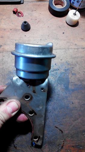 Н-1/Н-300(2207+) Ремонт актуатора турбіни(VGT 170к.с.) - Пост 295679 - Фото 2