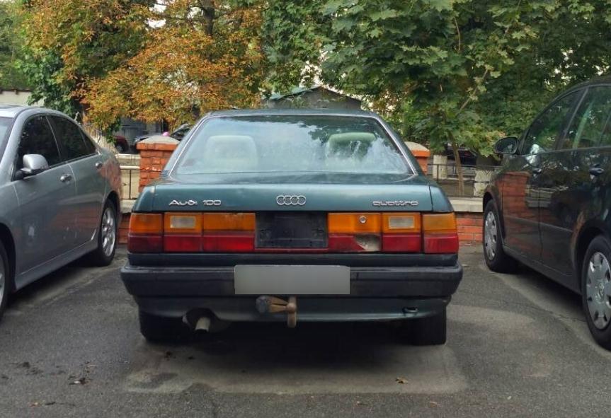 Audi A100 1991. quattro. 2.3t 1000$ - Пост 419230 - Фото 2